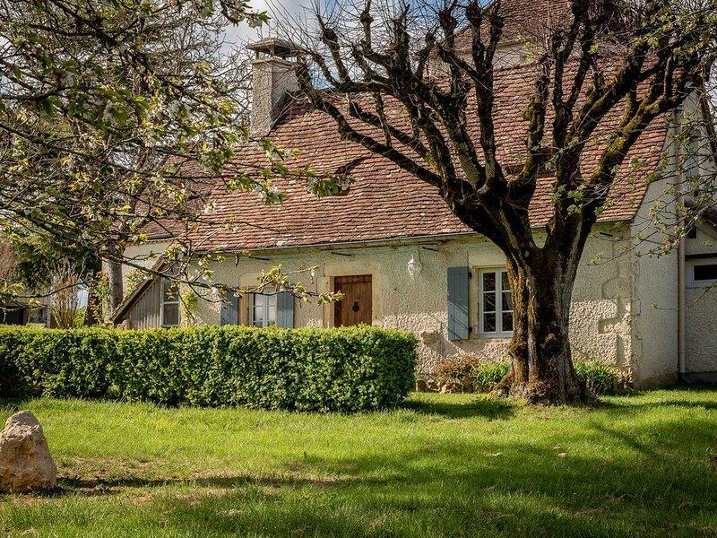 Gîte en Vallée de la Dordogne entre Sarlat et Rocamadour, location de vacances à Lachapelle-Auzac