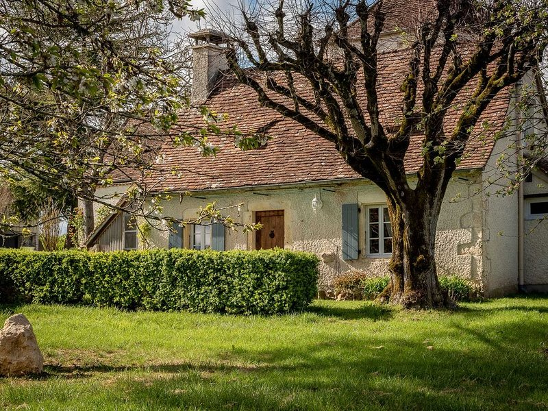 Gîte en Vallée de la Dordogne entre Sarlat et Rocamadour, alquiler vacacional en Rocamadour