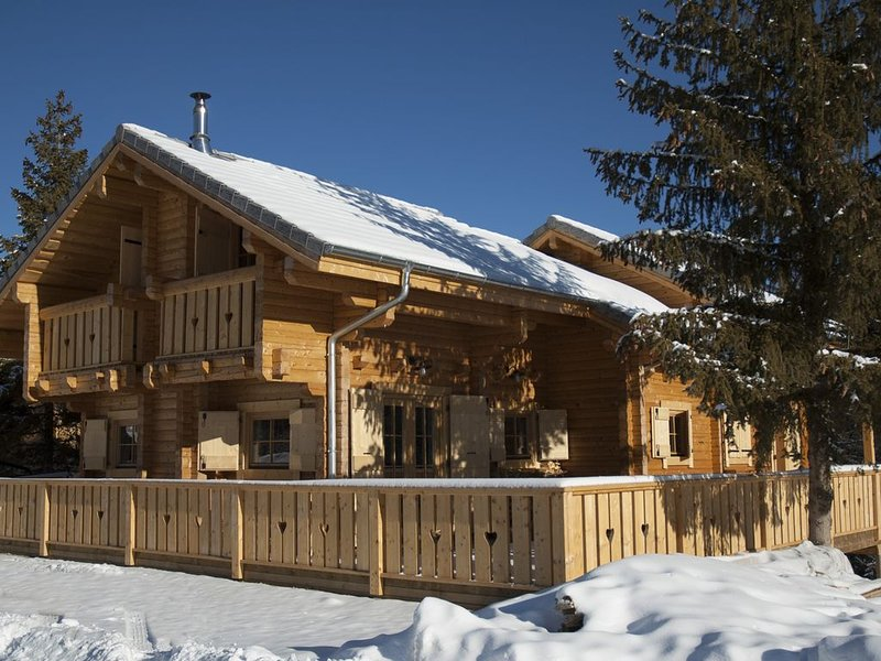 Chalet charmant en bois massif, holiday rental in Les Cotes-de-Corps