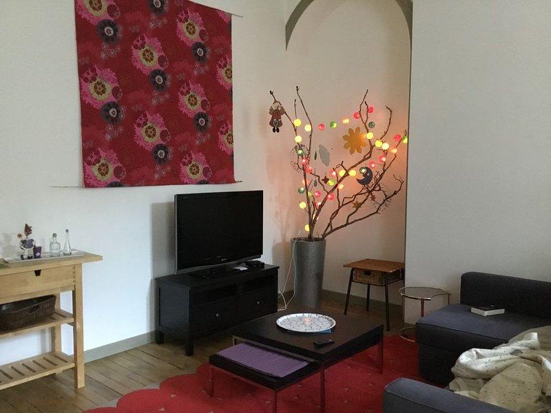 Appartement centre ville avec parking, location de vacances à Puy-de-Dome