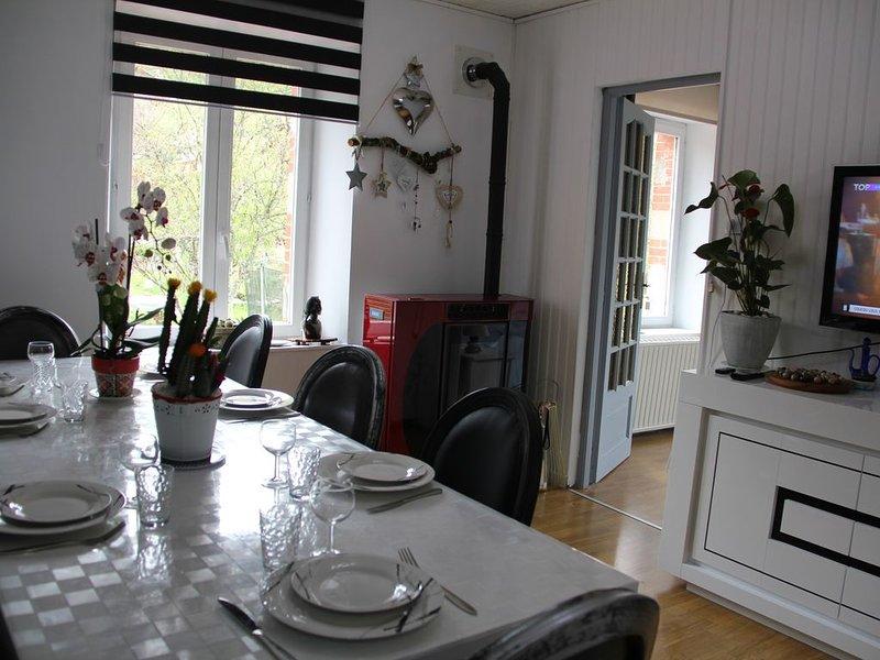 gîte  4 Etoiles  bussang prés du thêatre, holiday rental in Husseren-Wesserling