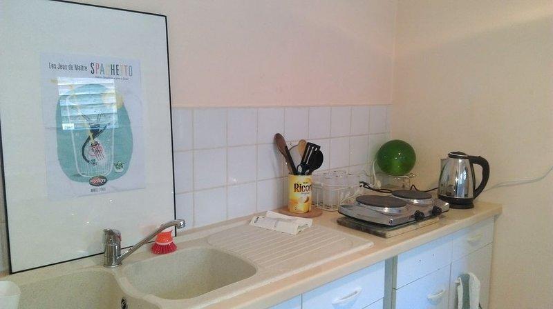 Appartement Jardin SWEET GARDEN, holiday rental in Berig-Vintrange