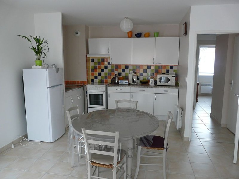 Appartement Mer Saint-Jean-de-Monts - 4 pers, vacation rental in Saint-Jean-de-Monts