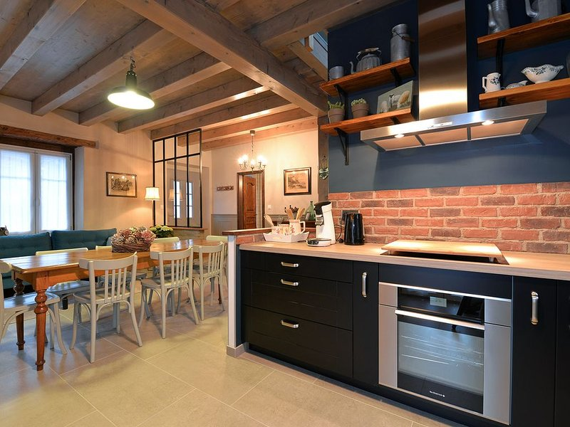Gite ****  8 personnes, grand confort avec décoration très soignée., holiday rental in Fouchy