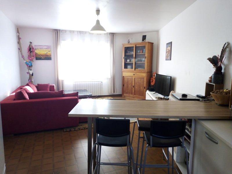 Appartement à 5 min du lac de Soustons, holiday rental in Soustons