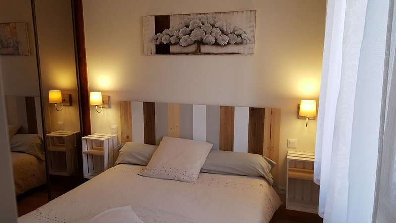 Bel appartement tout confort 115 m²/Idéal Couple, famille, randonneurs, holiday rental in Roquebilliere