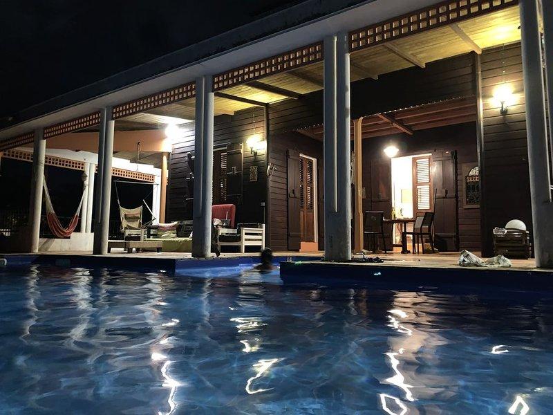 La Belle Créole : Charme, confort, authenticité, location de vacances à Petit-Bourg