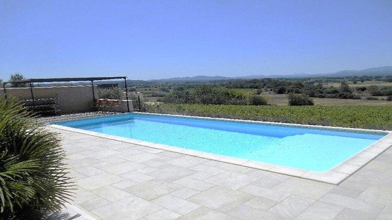 Villa 'Hors des Vignes', holiday rental in Aigremont