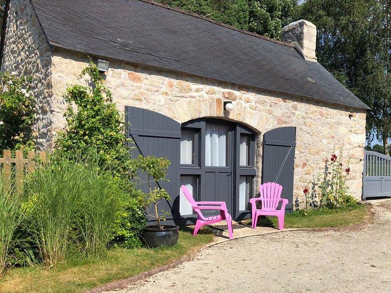 Baie de DOUARNENEZ tout compris 2 personnes jacuzzi et sauna, holiday rental in Treboul