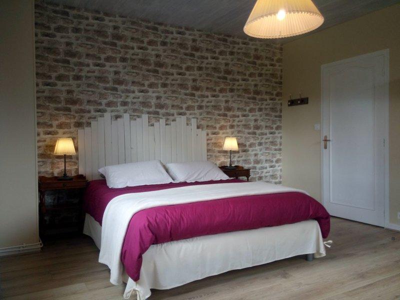 Chambres Hôtes Clunisois - Bourgogne du Sud, holiday rental in Sance