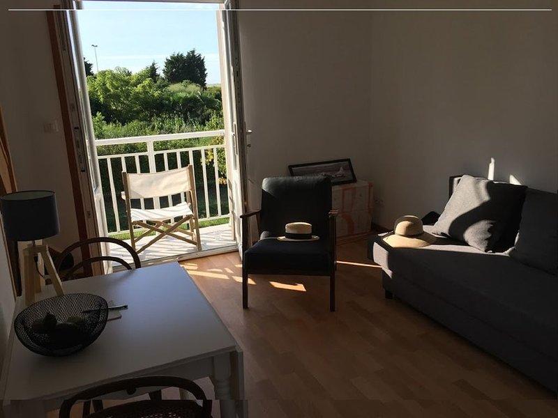 Côté Canche - Duplex lumineux, vacation rental in Stella-Plage