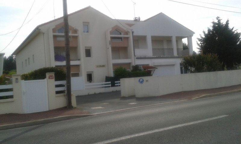 Appartement classé 2* tourisme dans petite résidence calme, vakantiewoning in Medis