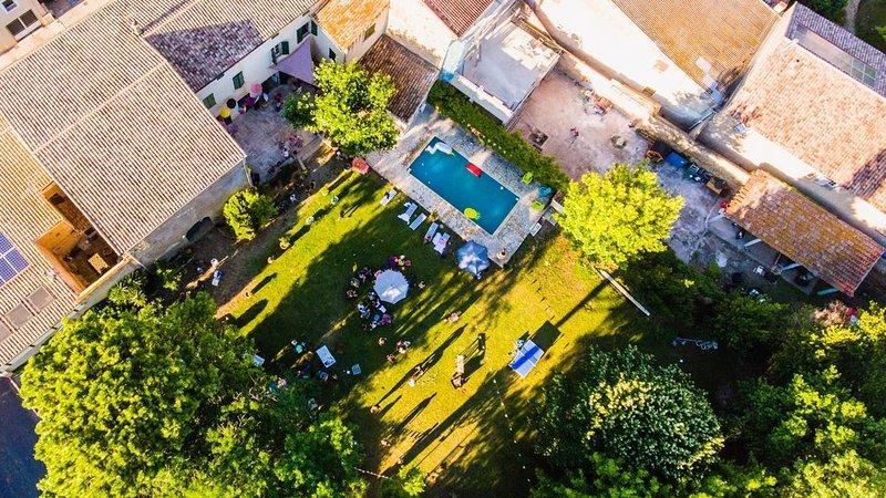 La villa de Jacques et Mitzi, vacation rental in Villeneuve les Beziers