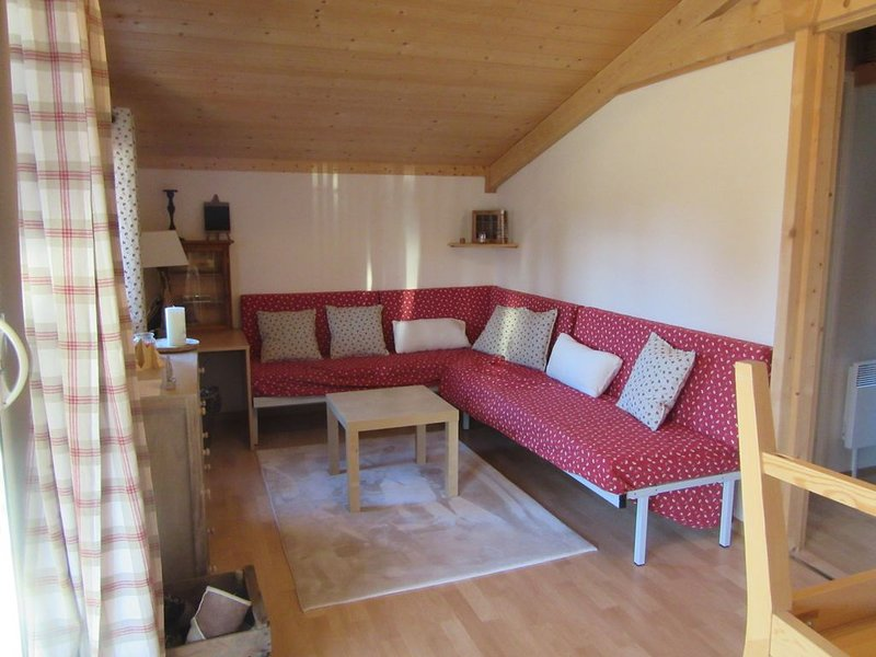 Chalet à la montagne, holiday rental in Eygaliers
