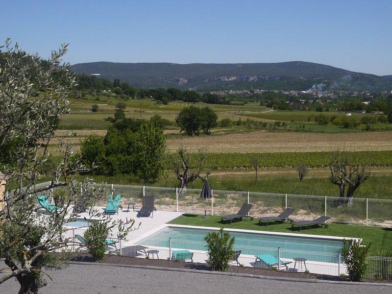 Maison de vacances ' Félicie', location de vacances à Vallon-Pont-d'Arc