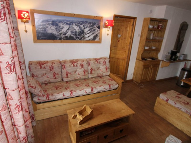 DUPLEX 10-12 couchages, holiday rental in Valmeinier