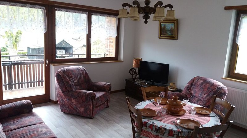 Appartement 2-3 personnes, holiday rental in Albe
