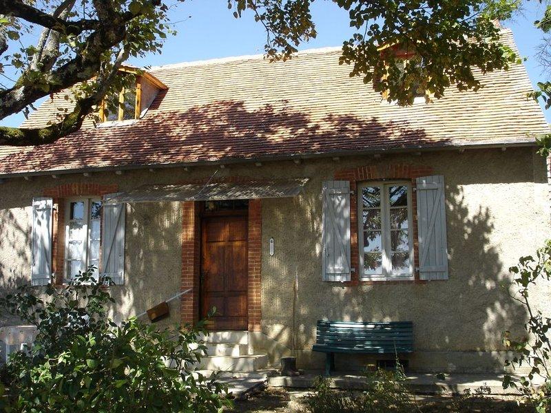 Maison - Villeneuve d'Aveyron, location de vacances à Villeneuve d'Aveyron
