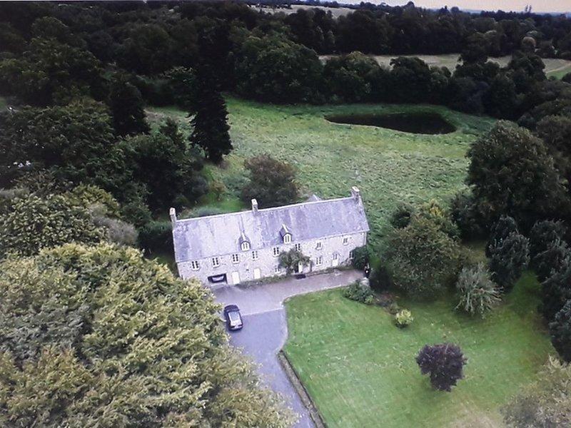 Domaine de la Dauvinerie Gîte Escapade, location de vacances à Saint-Michel-de-la-Pierre