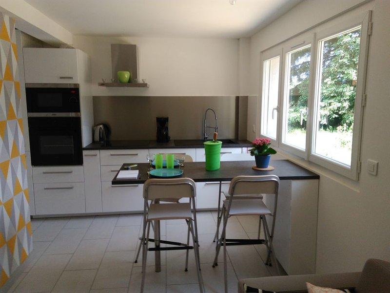 gite calme à proximité de Saint Etienne, holiday rental in Loire