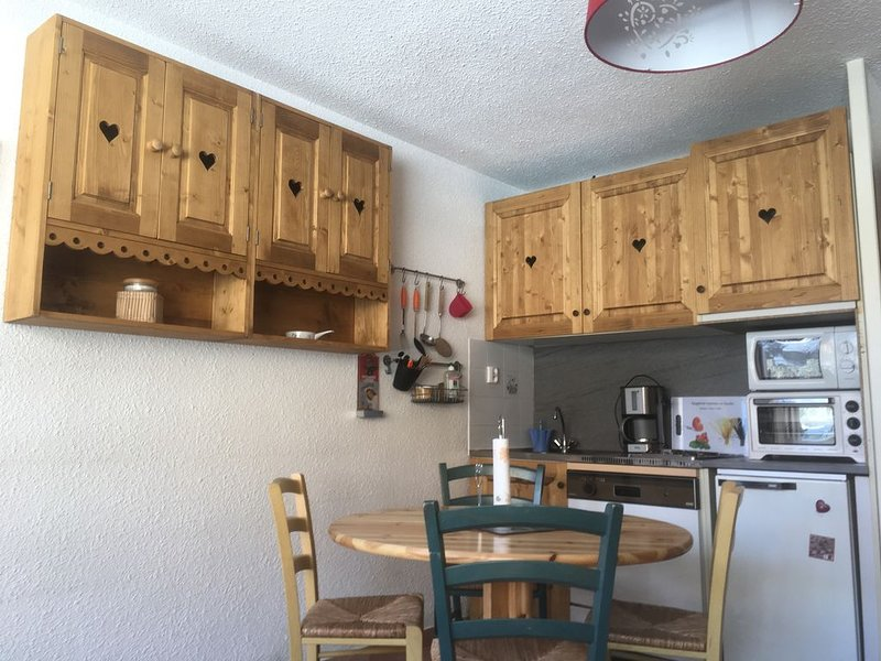 STUDIO QUARTIER ECLOSE, holiday rental in L'Alpe-d'Huez