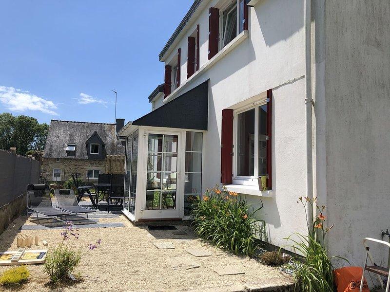 Cottage 5 personnes - MOELAN SUR MER - A 2 km de la mer, vacation rental in Riec-sur-Belon