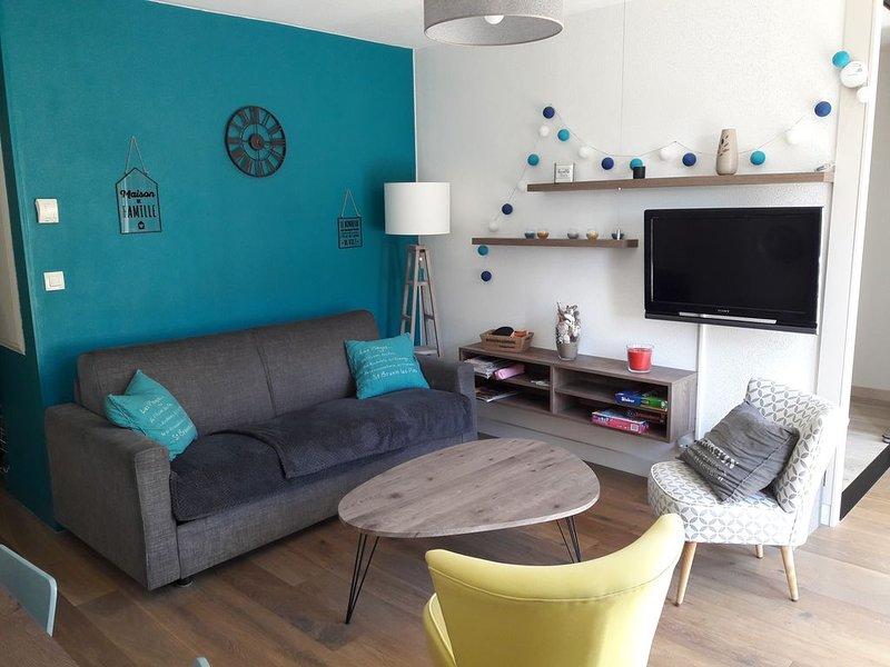 Appartement 50m de la mer, holiday rental in Saint-Brevin-les-Pins