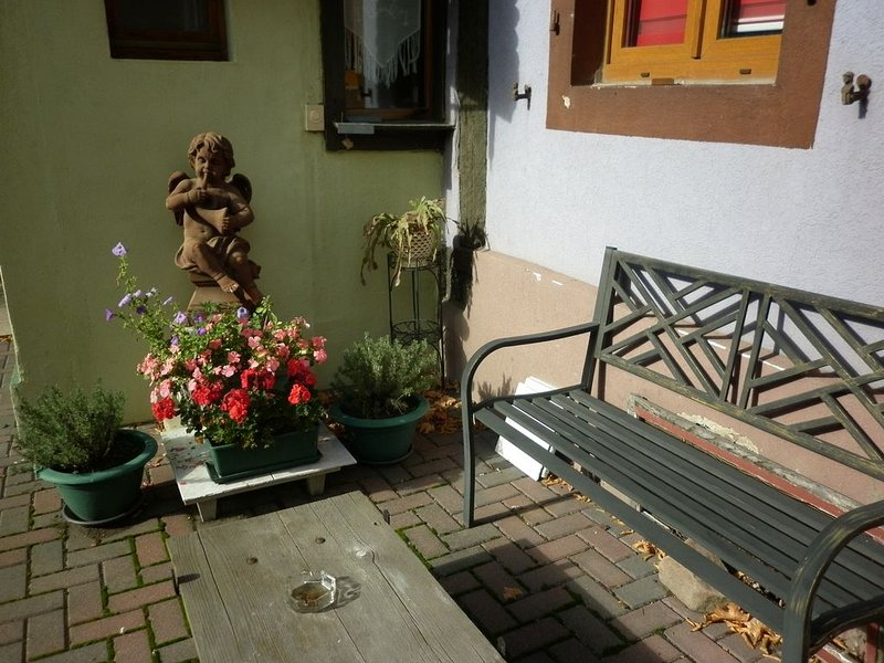 Maison mitoyenne traditionnelle, holiday rental in Marckolsheim
