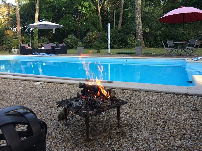 Villa de 150m2 entre Lac Mer et Golf, holiday rental in Soustons
