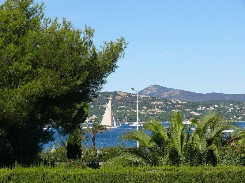 Villa vue mer......., holiday rental in Gassin