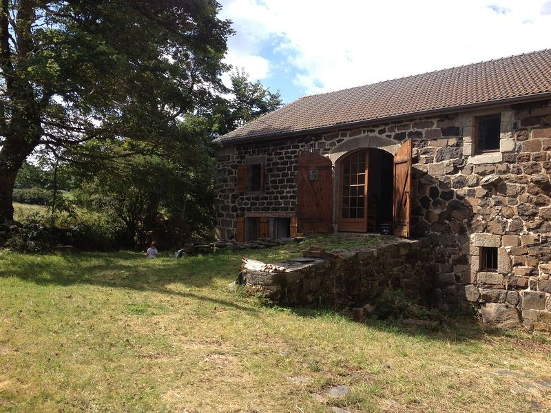 ferme restaurée à proximité du Chambon sur lignon, location de vacances à Saint-Front