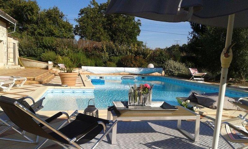 Bienvenu au gîte du caillou., holiday rental in Montagnac-sur-Auvignon