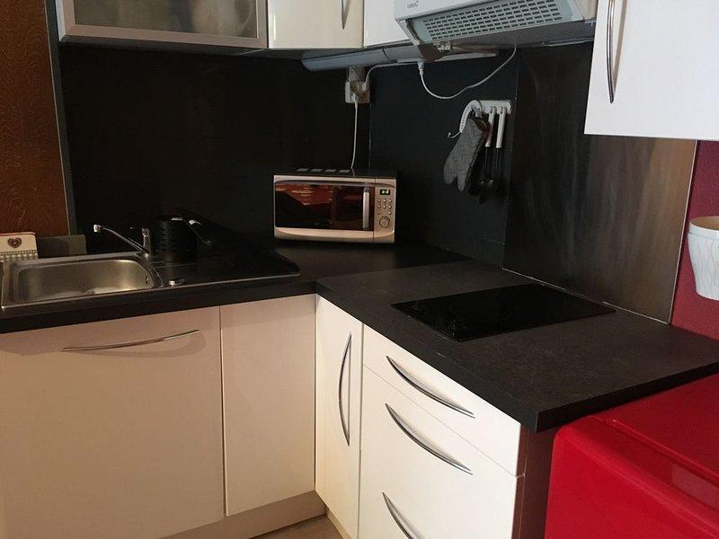 Appartement 5 personnes proche centre ville et thermes, location de vacances à Cauterets