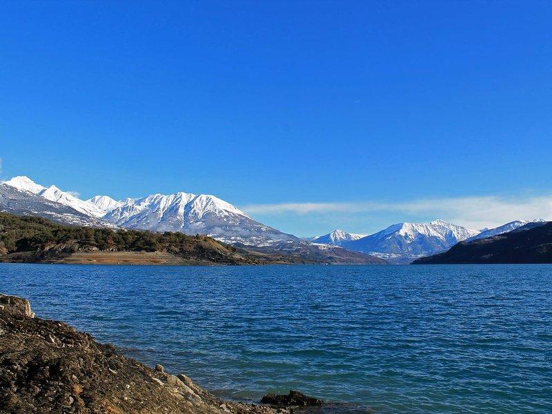 Lago Serre Ponçon