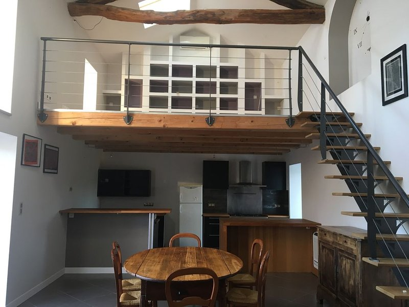 Maison de campagne isolée, vakantiewoning in Vindrac-Alayrac