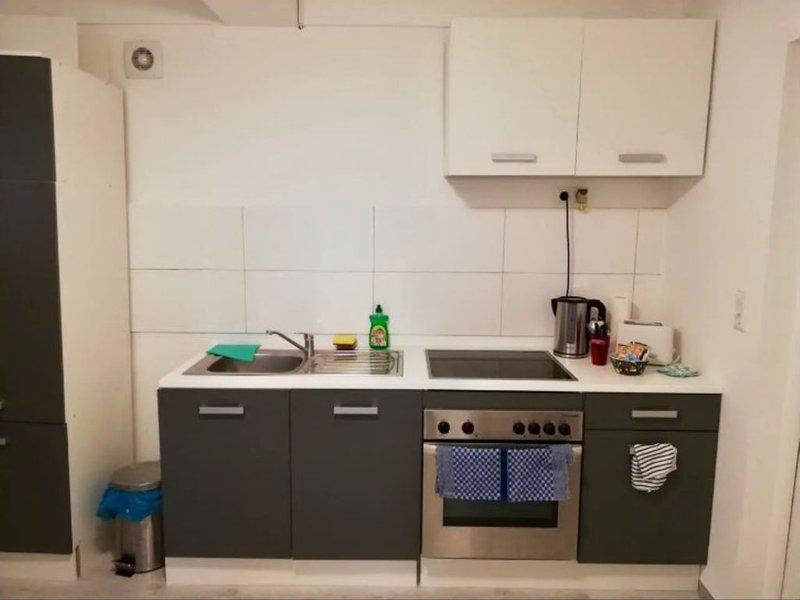 Appartement récemment rénové, aluguéis de temporada em Niestetal