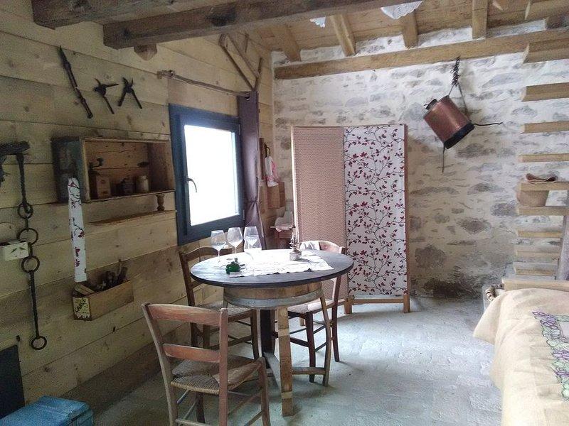 Vivez une expérience dans ma Cabane Vigneronne, casa vacanza a Herrere