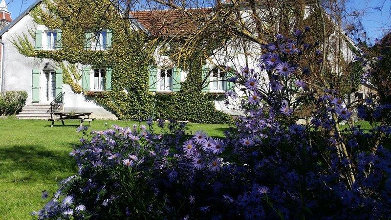 Chambres d'hôtes  3 épis Gîtes de France, location de vacances à Recologne