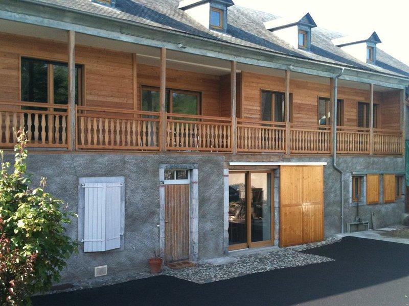 ancien Moulin rénové, location de vacances à Hautes-Pyrenees