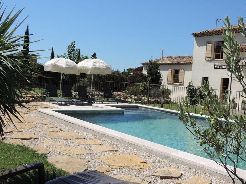 Maison de vacances Le Faré Tchanqué ***, holiday rental in Cavaillon