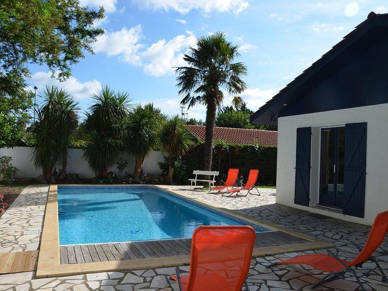 Appartement de charme toutes saisons pour 2 personnes, vacation rental in Biarritz
