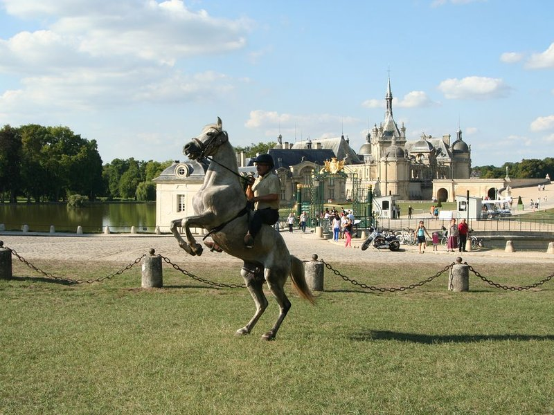 'Paris'Countryside - Esprit de Famille', location de vacances à Ville de Chantilly