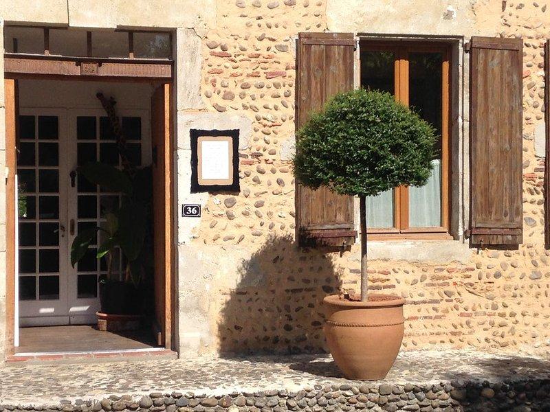 Très beau T3 à louer, location de vacances à Eugenie Les Bains