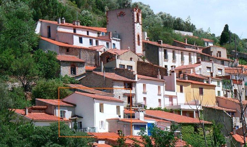 Maison de caractère avec vue à couper le souffle, holiday rental in Ille-sur-Tet