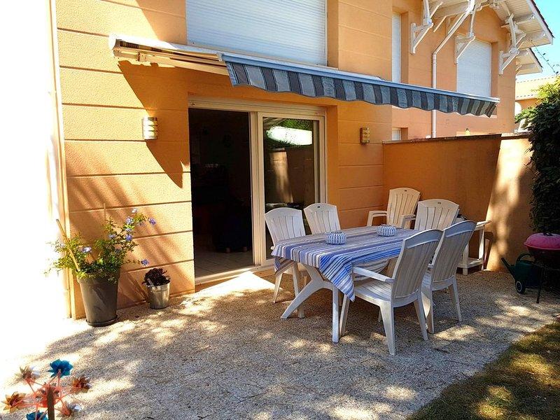 Belle maison 6 couchages proche plage et centre, aluguéis de temporada em Le Verdon Sur Mer