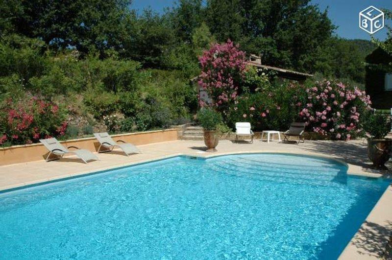 Chambre d'hôte en Provence, holiday rental in Plan-d'Aups-Sainte-Baume