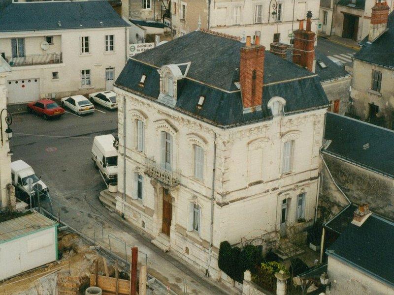 Maison de maitre en collocation comprenant 4 Chambres meublés, location de vacances à Villandry