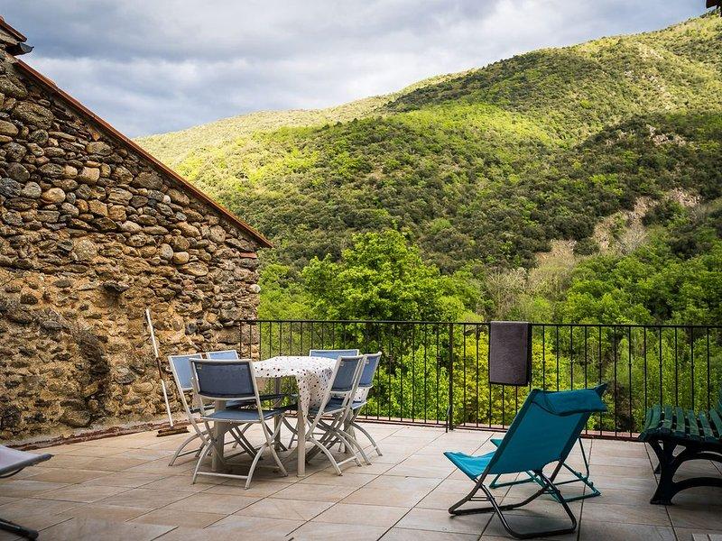 Entre mer et montagne, holiday rental in Bouleternere