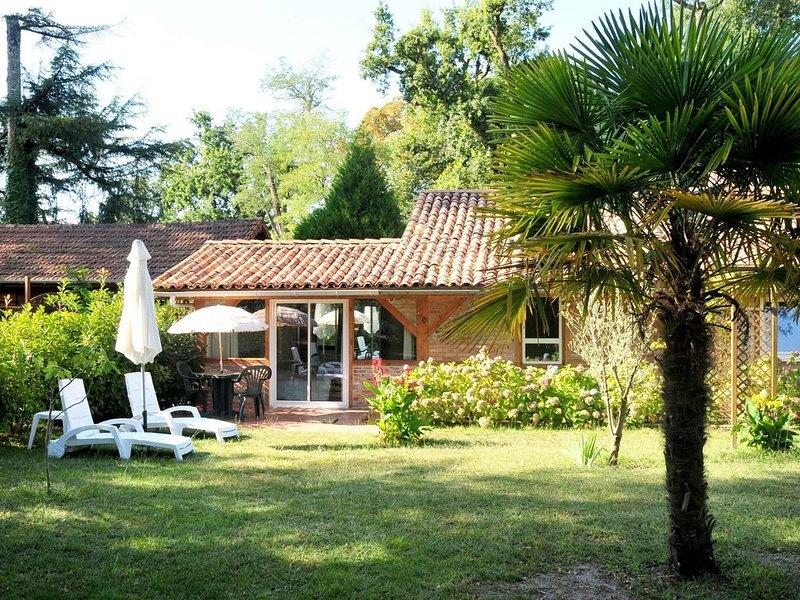 Landaise Mer meublé de tourisme 2 étoiles - Gite 4 personnes, casa vacanza a Onesse-et-Laharie