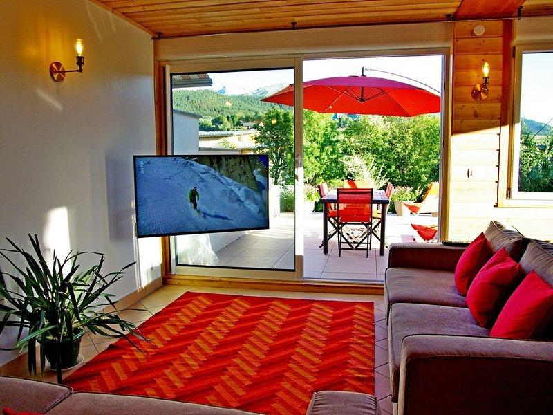 La Croix du Sud - Villard de Lans, holiday rental in Villard-de-Lans